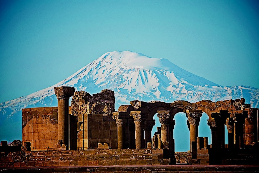 mt ararat turkey