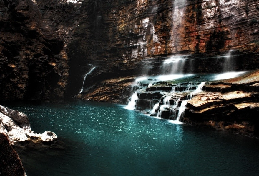 tortum waterfall turkey