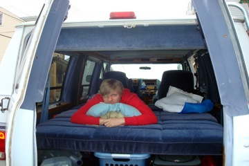 How to Sleep in Your Vehicle