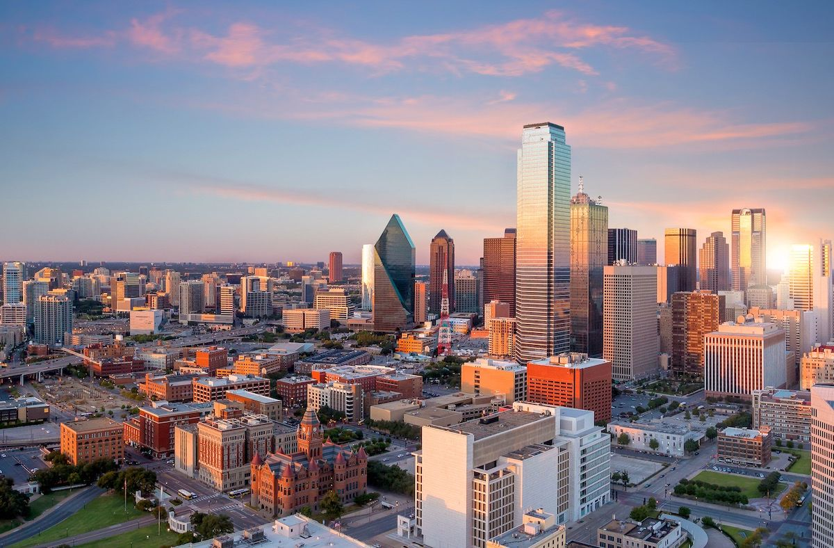 The top areas to pay a layover in Dallas- Worth
