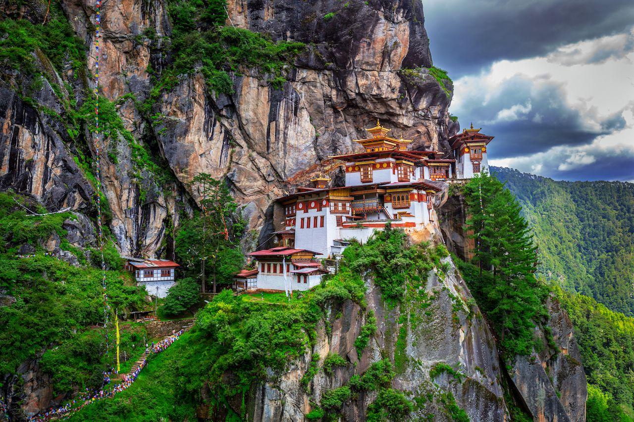 aktshang Goemba, Tiger Nest Monastery, Bhutan