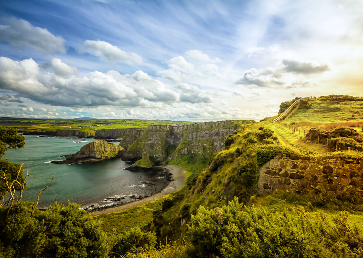 Ireland Country third-largest island in Europe ~ Luxury Places