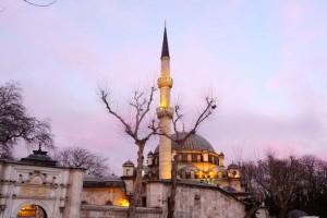 Eyup Mosque