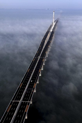 China 39 S New Jiaozhou Bay Bridge Is The World 39 S Longest