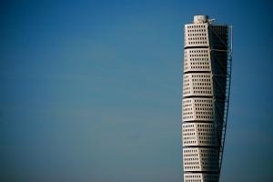 Malmo skyscraper