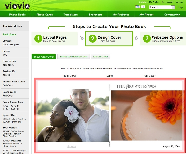 Screenshot of VioVio