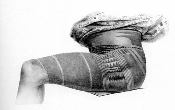 Tokelau Tattoo Designs