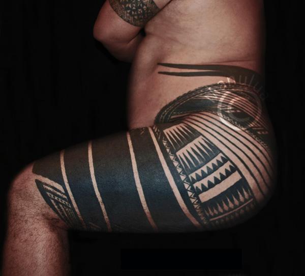 Tattooing And Traditional Tongan Tattoo Matador Network