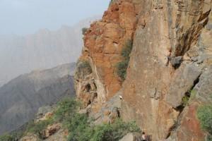 Hadash, Oman.