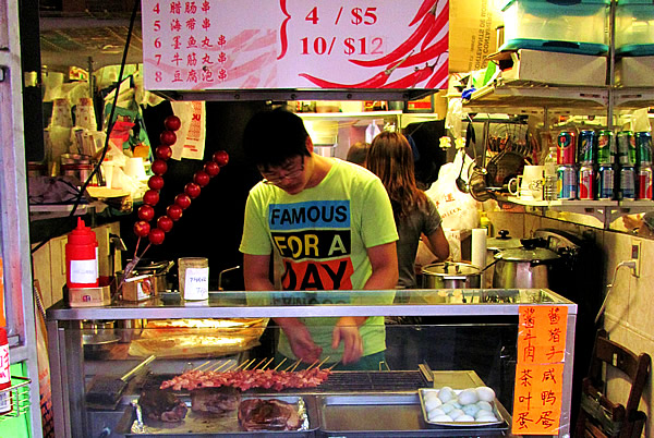 5 fine foods for under $5 in Toronto, Canada