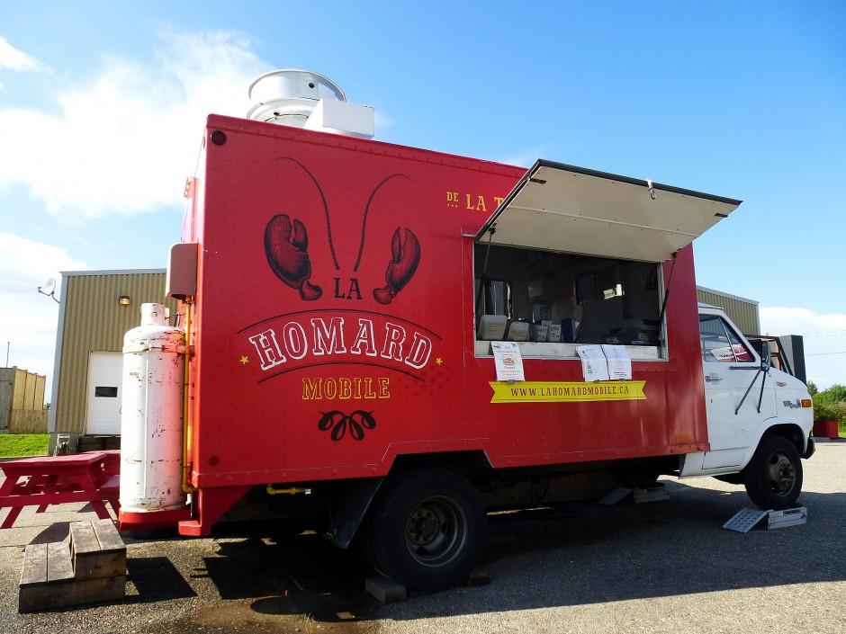 La Homard Mobile, Canada