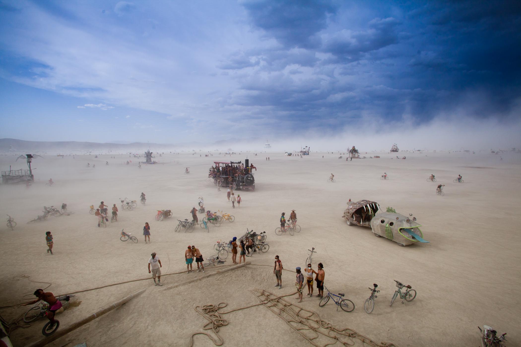 Burning Man 2012 in 21 photos