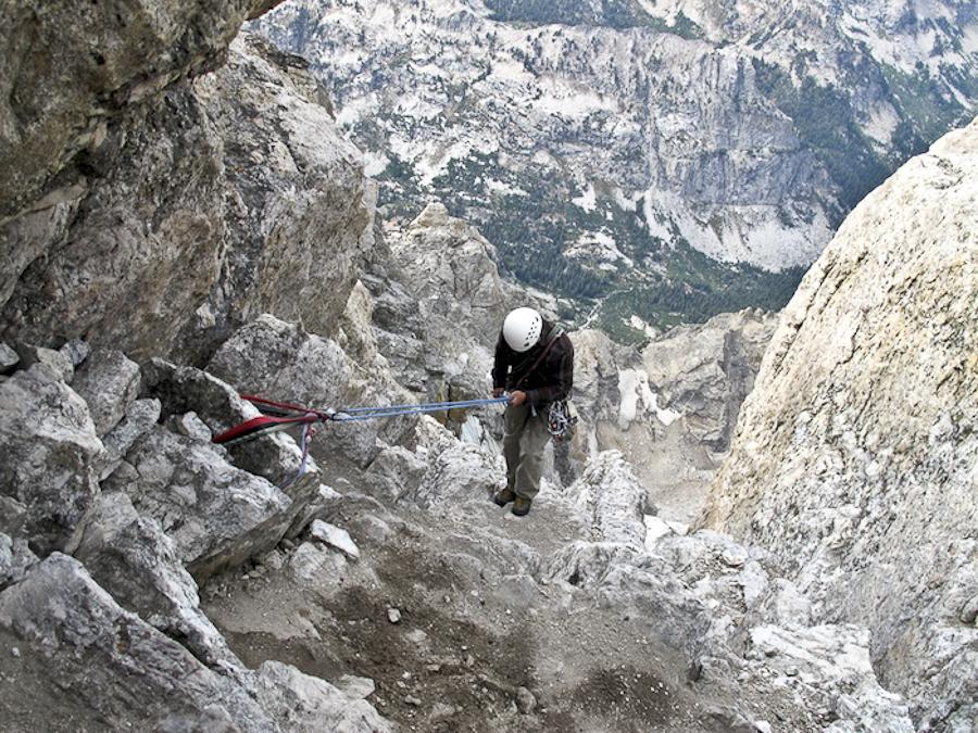 Guidebook - Teton Rock Climbs, A Select Guide to the Teton