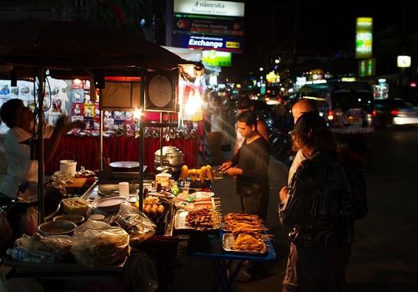 Late-night food