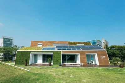Green Home Design In Seoul Pics Matador Network