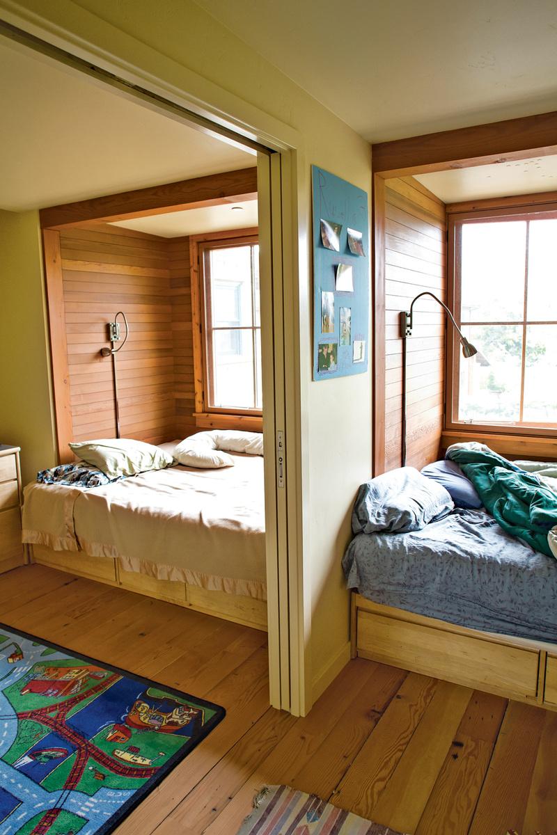 Inside A Modern Straw Bale Home In Santa Cruz Matador