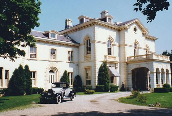The Astors' Beechwood Mansion -- Newport, RI