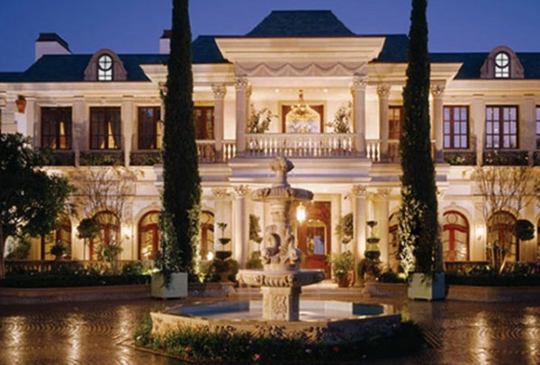 16. Le Belvedere Mansion -- Bel Air, CA