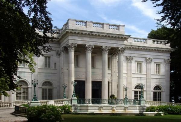 17. Vanderbilt Marble House -- Newport, RI