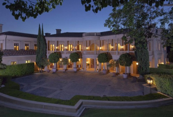 20. Barnaby Estate -- Bel Air, CA