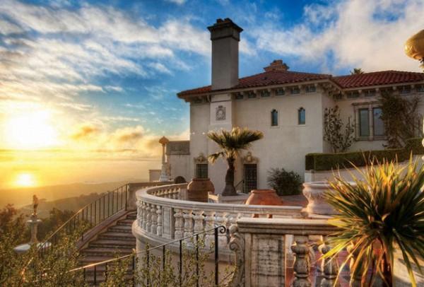 Hearst Castle -- San Simeon, CA