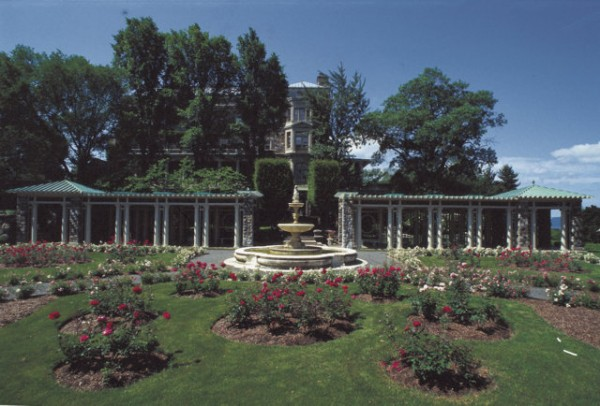Kykuit: The Rockefeller Estate -- Sleepy Hollow, NY