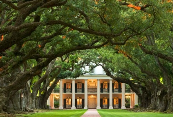 Oak Alley Plantation -- Vacherie, LA