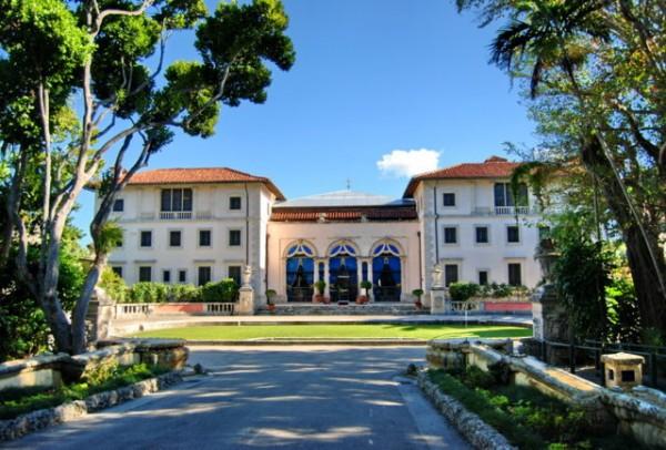 Vizcaya Museum -- Miami, FL