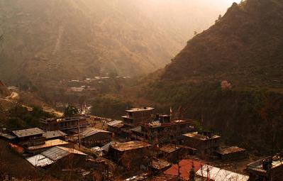Syabrubesi, Nepal