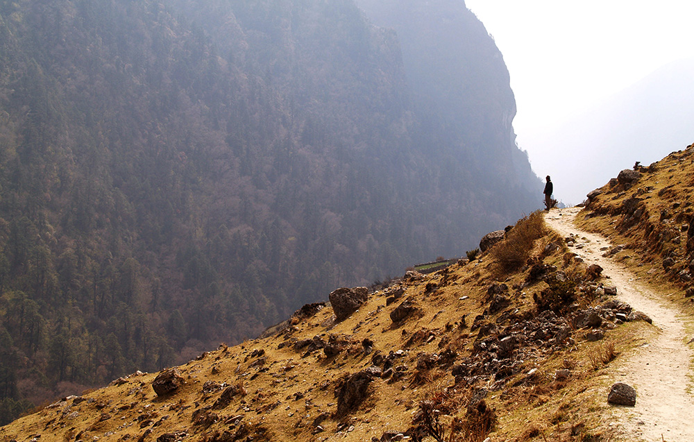From city to summit: Trekking Nepal's Langtang Valley