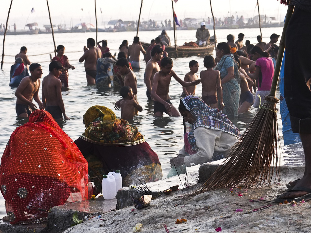 For the rivers: Reflections on the 2013 Kumbh Mela, India