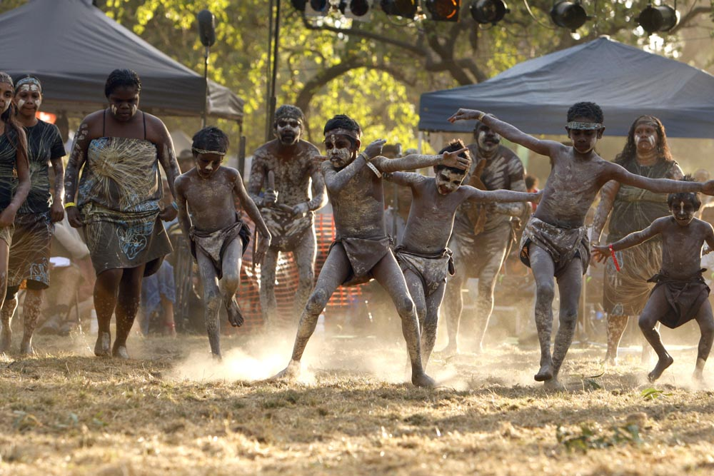 Images from the Laura Aboriginal Dance Festival
