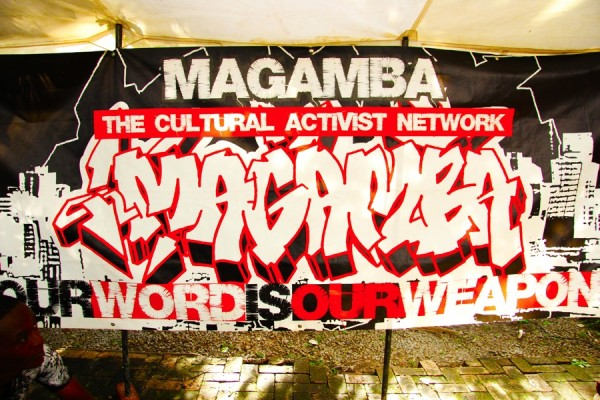 Tagger style 'Magamba'