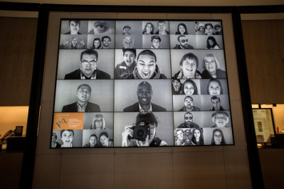 At the Gates Foundation Center