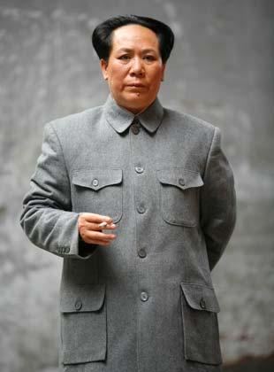 Mao Zedong lookalike