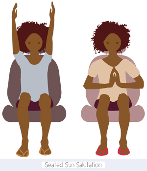 Car Yoga 8 Seated Positions For Your Next Road Trip