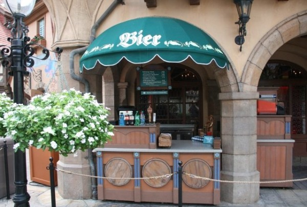 Germany's Bier Stand in Epcot