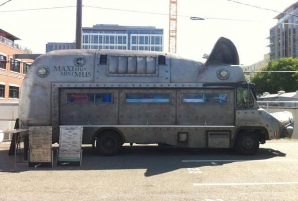 MAXIMUS MINIMUS food truck