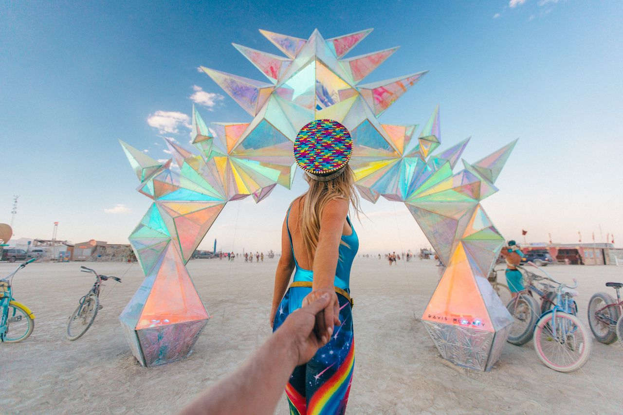 The coolest art installations ever seen at Burning Man