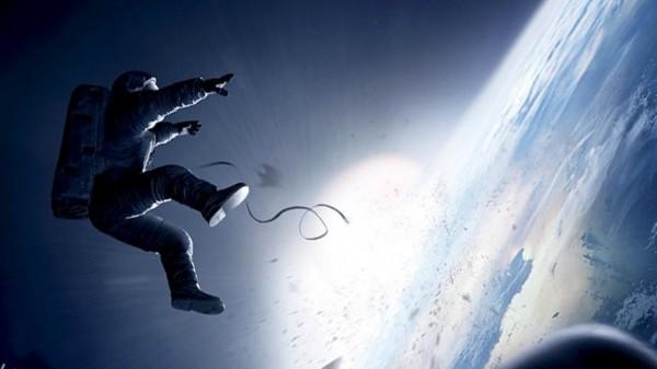 Astronaut untethered