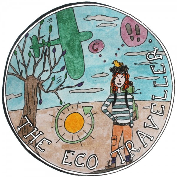 An illustration of an ecotraveler