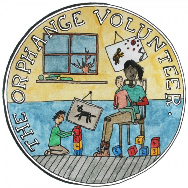 An illustration of the orphanage volunteer