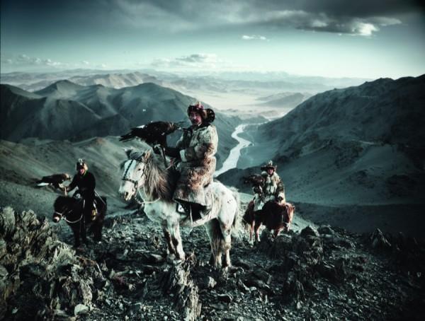 Kazakhs, Mongolia
