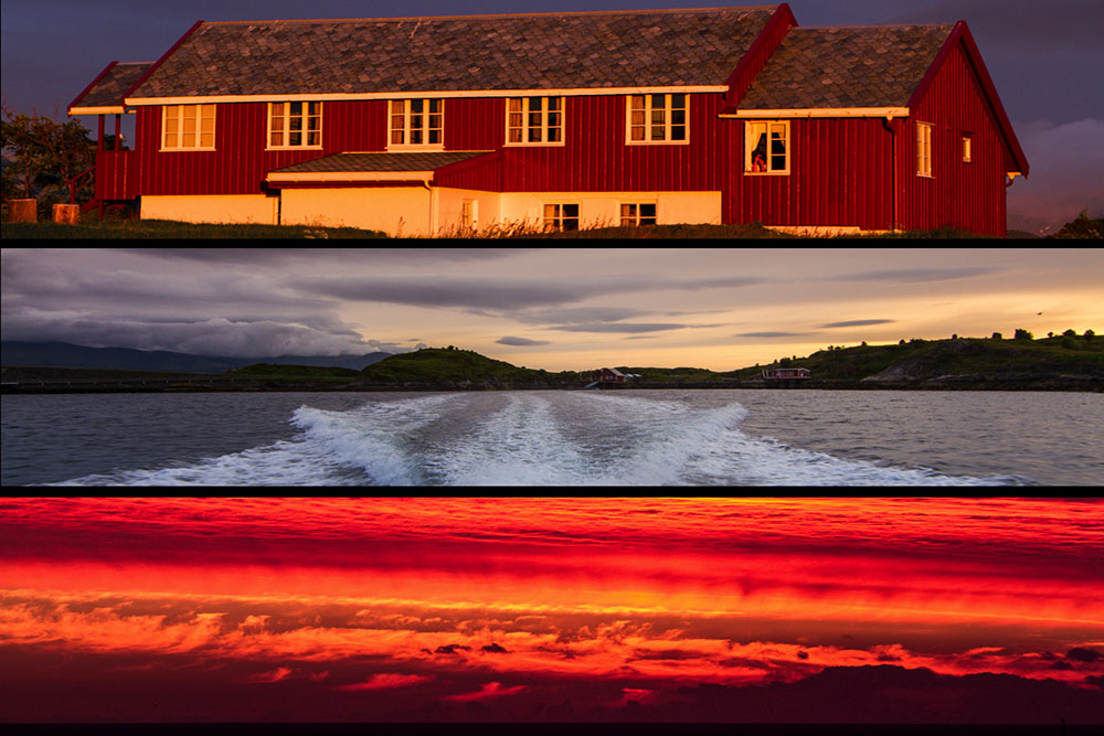 Halholmen, Norway