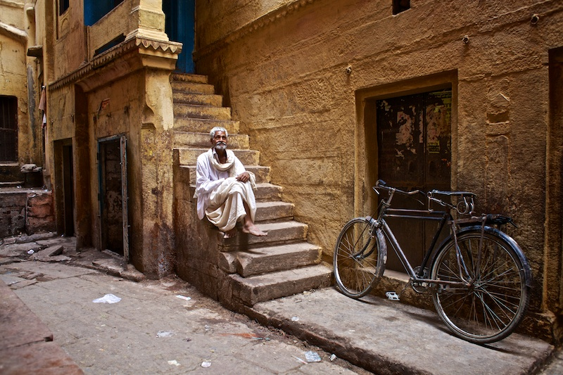 Notes from a photographer in Varanasi, India