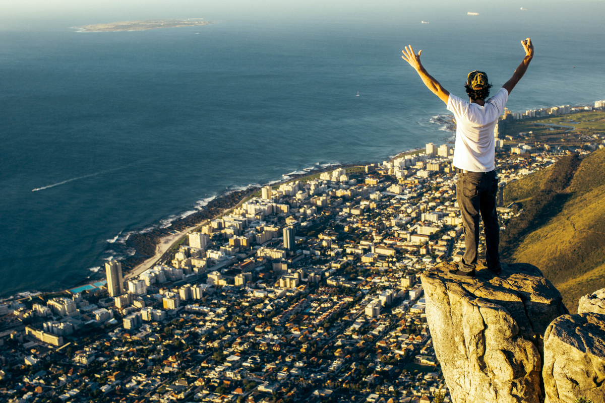 11 ways to absolutely crush Cape Town in 5 days [pics]