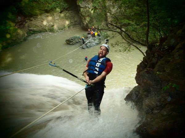 Damajagua River