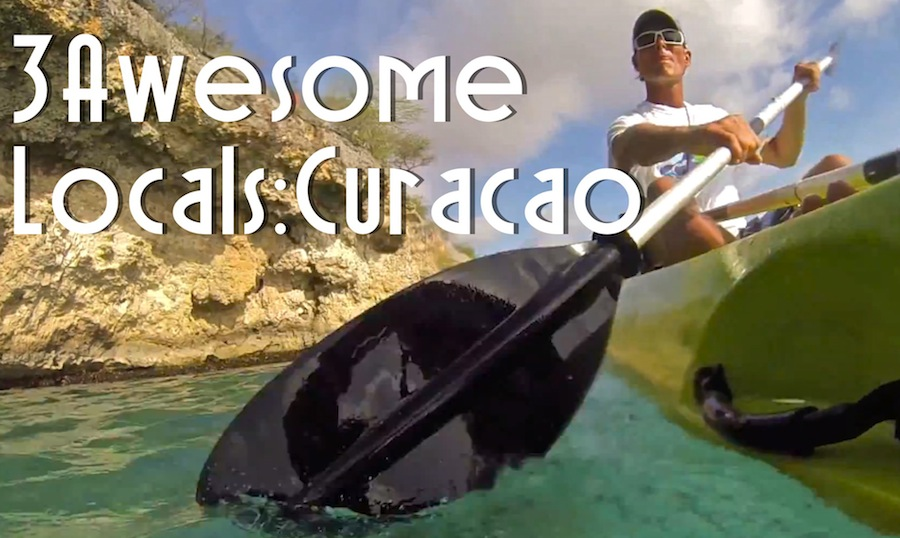 Hang out with 3 awesome locals on Curacao