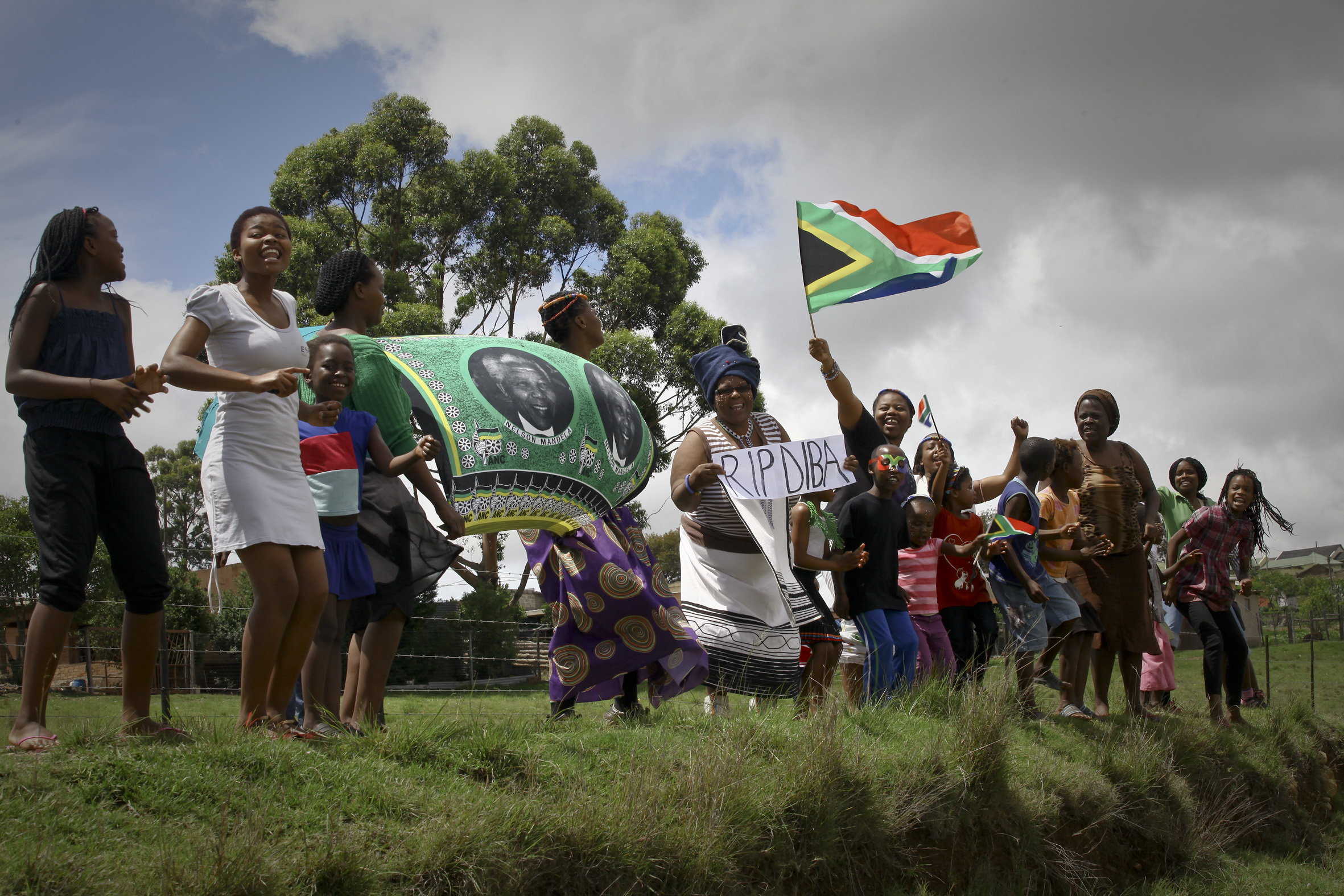 A journalist's account of the Mandela funeral