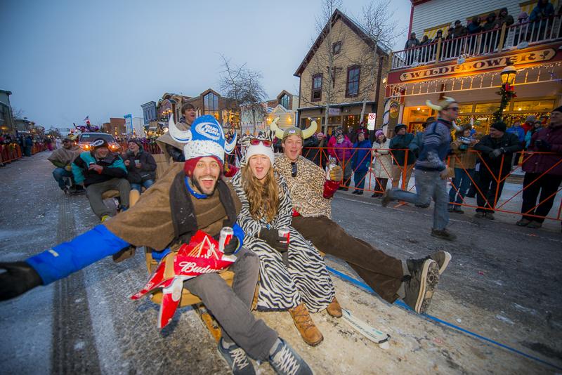 Ullr Fest: Honoring the snow god in Breckenridge, CO